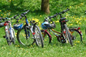 Radeln mit E-Bike