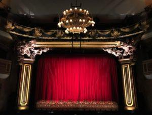 Theater, Kino & Konzerte
